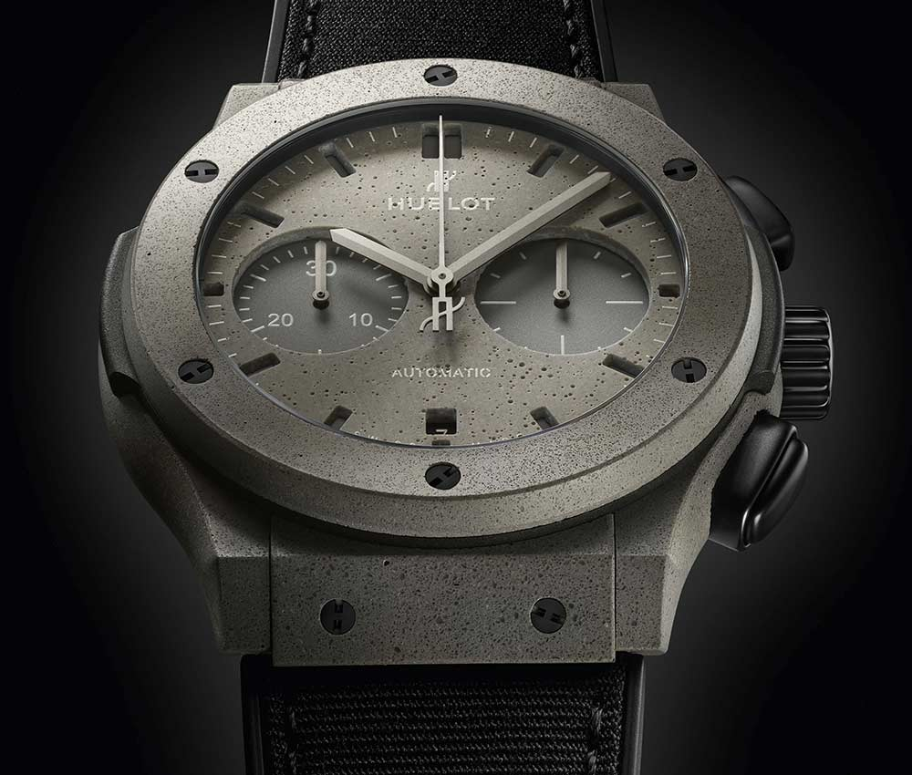 hublot classic fusion concrete jungle new york face