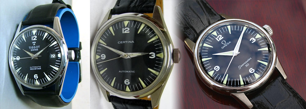 Replica versus Homage - The Watches Guru