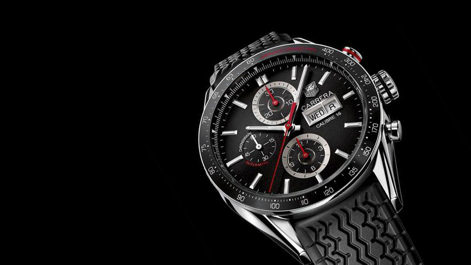 Tag Heuer Carrera Calibre 16 Chronograph Monaco Grand Prix - The ... 54e3792d0e